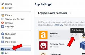 FacebookAppSettings