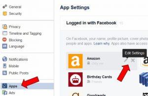 FacebookAppSettings