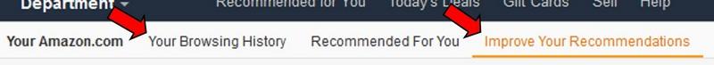 AmazonRecommendations