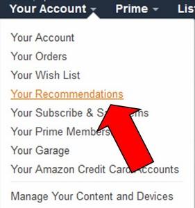 AmazonRecommendation