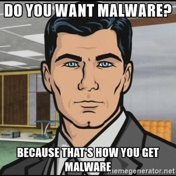 How You Get Malware